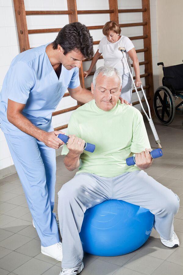 Home Care in Laguna Woods CA: Senior Exercise and Dementia