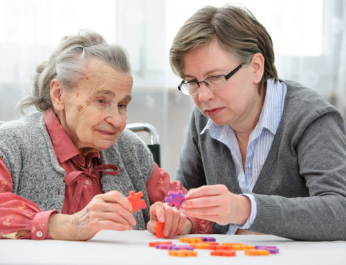 Staying Mentally Active May Delay Onset of Alzheimer's