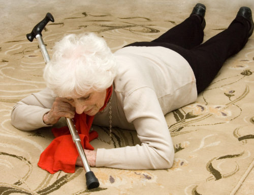 What Puts Seniors at Risk for Falling?