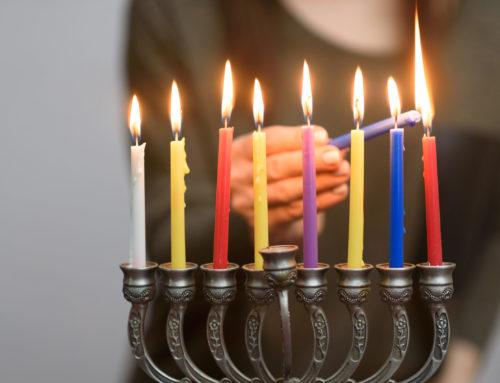 Celebrating Chanukah in 2020