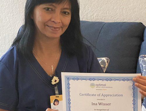 Meet Care Pro Ina Wisser