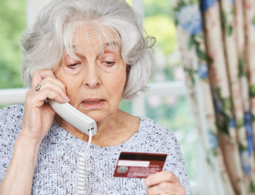 Protecting Seniors from Scams and Fraud