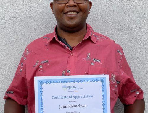 Meet Care Pro John Kabuchwa
