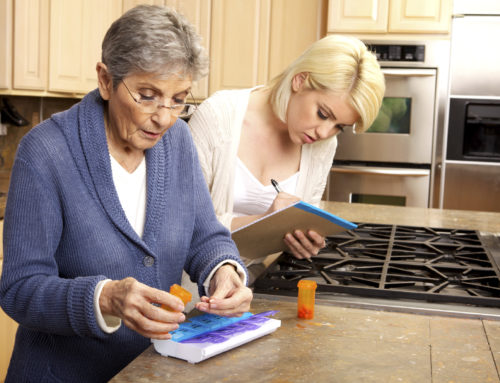 Helping Seniors Manage Medications Safely