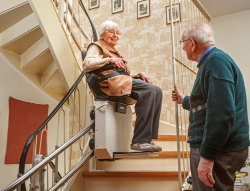 How a Stairlifts Help Seniors and Caregivers at Home