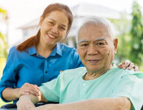 Caregivers are Essential to Senior Care