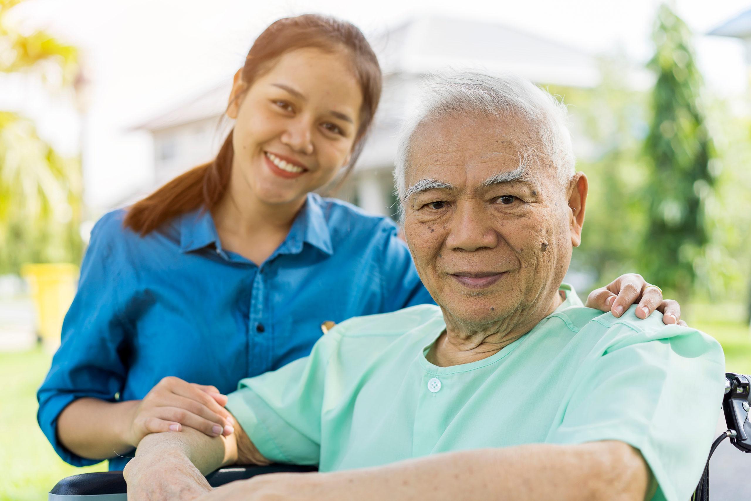 caregivers are essential