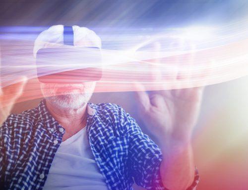 Can Virtual Reality Improve Senior's Mental Health?