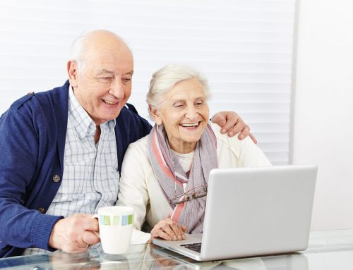 The Benefits of Social Media for Seniors